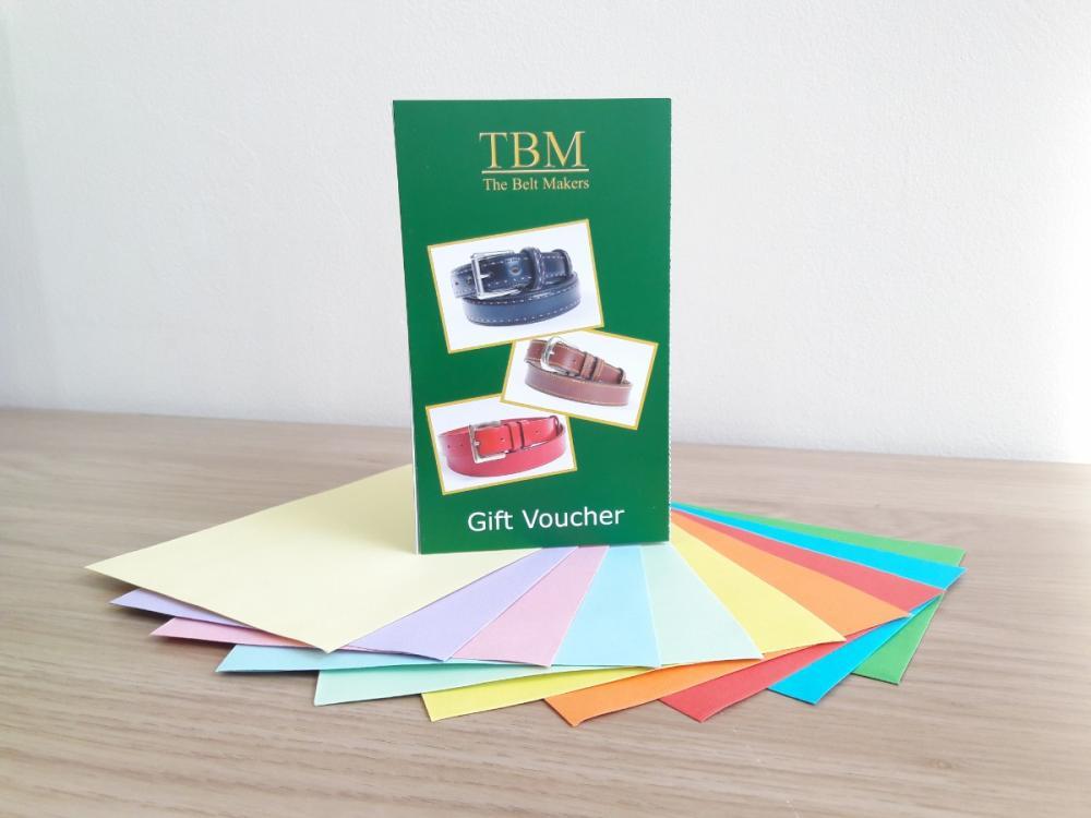 TBM Gift Voucher £15